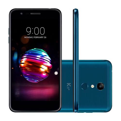 Smartphone Lg K11 Plus, Azul, X410, Tela de 5.3', 32Gb, 13Mp