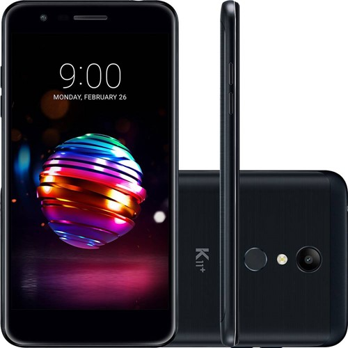 Tudo sobre 'Smartphone LG X410 K11+ Preto 32 GB'