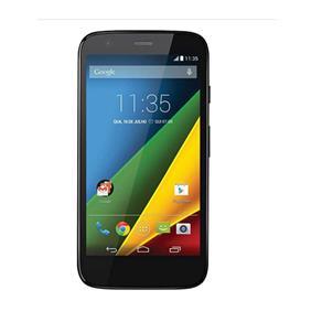 "Smartphone Moto G XT1039, 8GB, 4G Single, Android, Câm. 5MP, Tela 4.5"", Wi-Fi Preto"