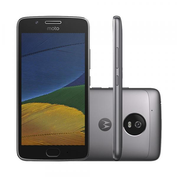 Smartphone Moto G5 XT1672 Platinum - Motorola
