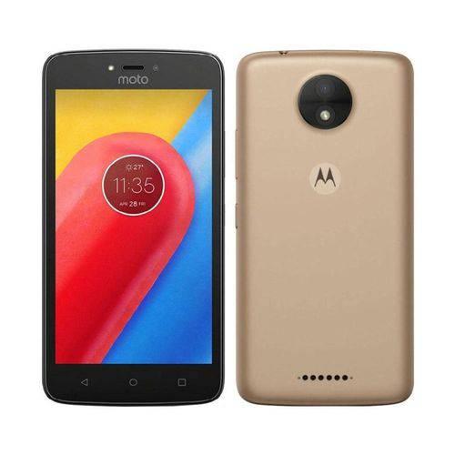 Smartphone Motorola Moto C 16GB Dual Câmera 5MP Tela 5 XT1754