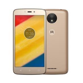 Smartphone Motorola Moto C Plus 16GB Ouro