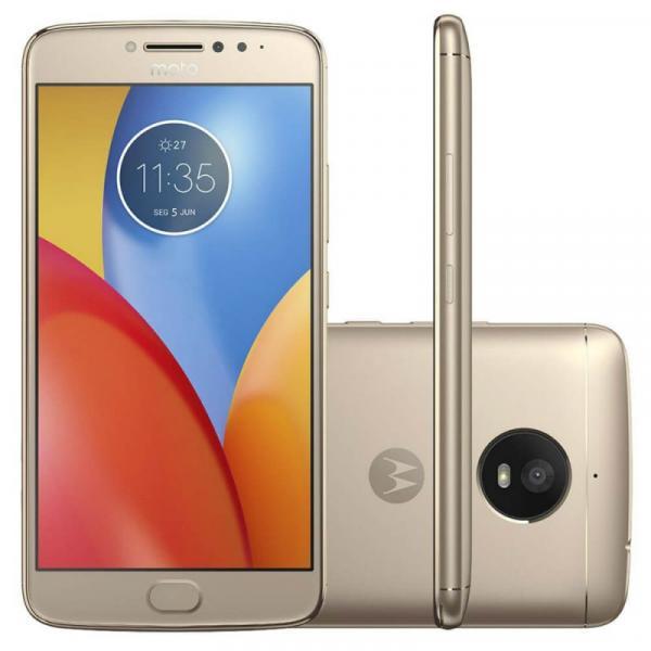 Smartphone Motorola Moto E4 Plus 16GB Ouro