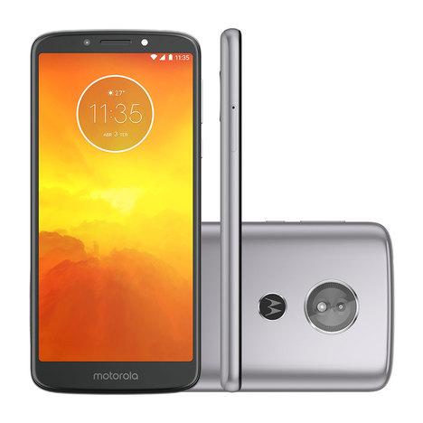 Smartphone Motorola Moto E5 32Gb Platinum Xt 1944-4