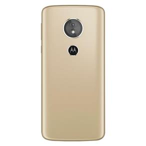 Smartphone Motorola Moto E5 Quad-Core, Android 8.0, Tela 5.7, 32GB, 13MP, 4G, Dual Chip - Ouro