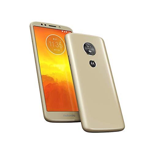 "Smartphone, Motorola, Moto E5, XT1944, 32 GB, 5.7"", Ouro"