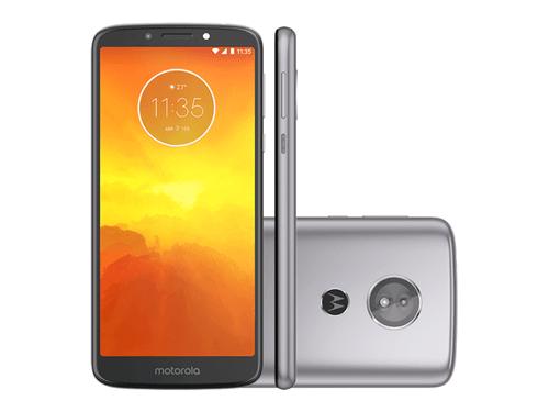 Smartphone Motorola Moto E5 Xt1944 Platinum