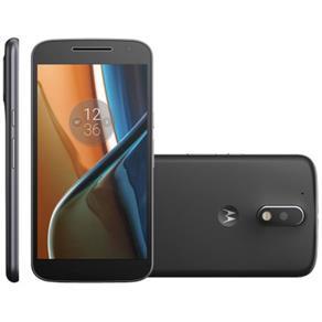 Smartphone Motorola Moto G 4 Geração 16GB, Dual Chip, 13MP, 4G, Preto - XT1626