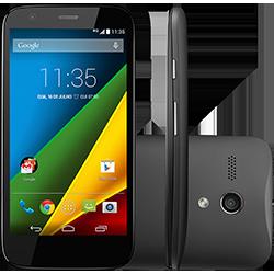 """Smartphone Motorola Moto G Desbloqueado Android 4.4.3 Tela 4.5"""" 8GB Câmera 5MP 4G - Preto"""