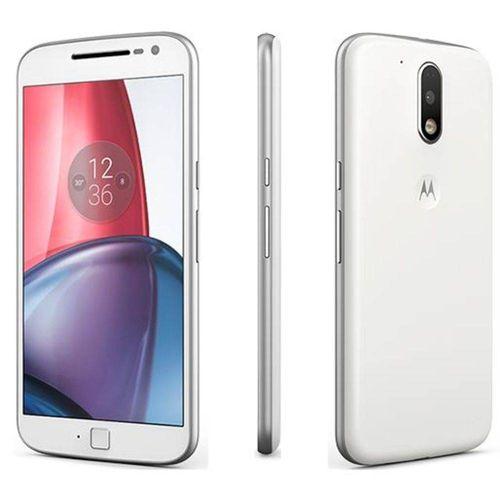 Smartphone Motorola Moto G4 Plus Xt-1642 - 5.5 Polegadas - Dual-sim - 16gb - 4g - Branco