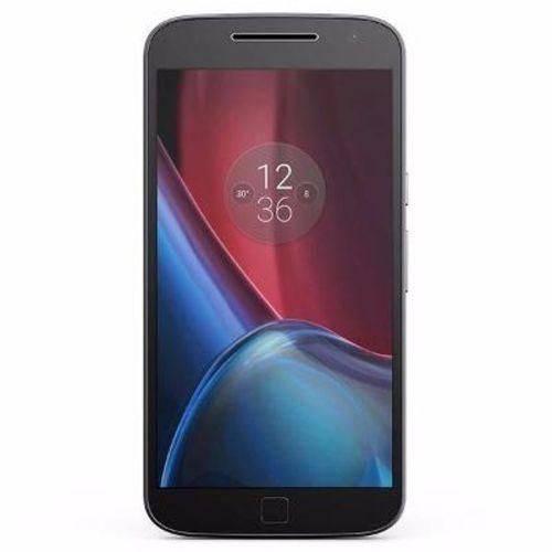 Smartphone Motorola Moto G4 Plus Xt-1642 - 5.5 Polegadas - Dual-sim - 16gb - 4g - Preto