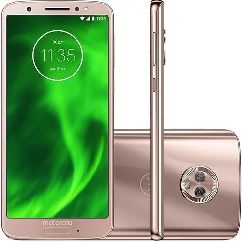 Smartphone Motorola Moto G6 64GB Ouro Rosê - Xt1925-3