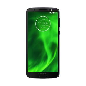 "Smartphone Motorola Moto G6 32GB 3GB OctaCore 1.8GHz 5.7"" Câm 12MP+5MP 8MP Android 8.0 Índigo"