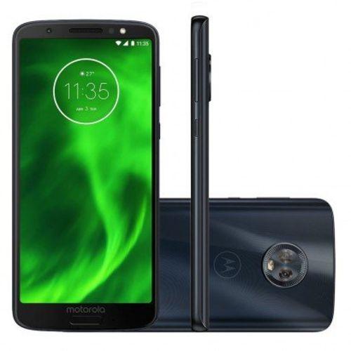 Smartphone Motorola Moto G6 32gb Xt1925-3 Desbloqueado Índigo