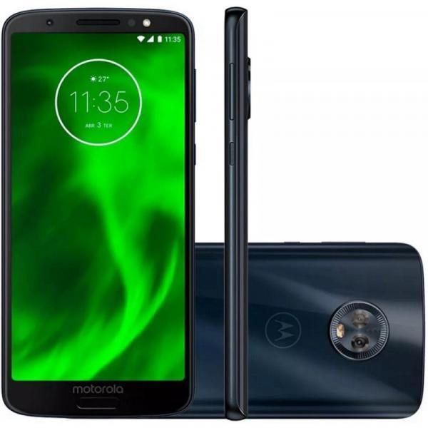 Smartphone Motorola Moto G6 Indigo - I