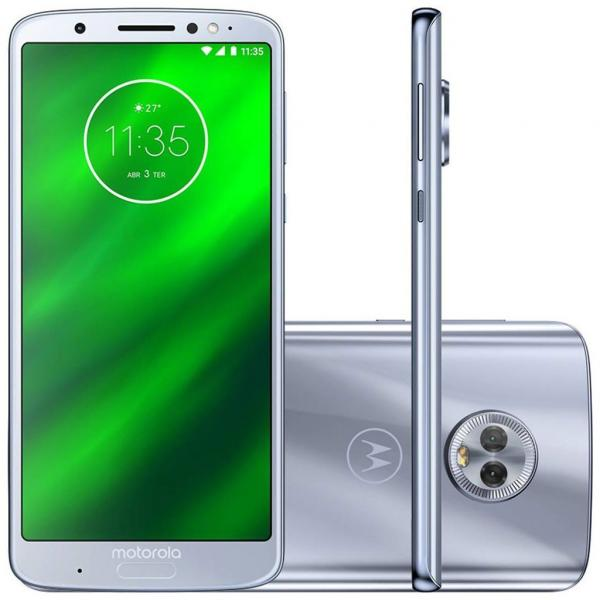 Smartphone Motorola Moto G6 Plus 64GB XT1926 Desbloqueado