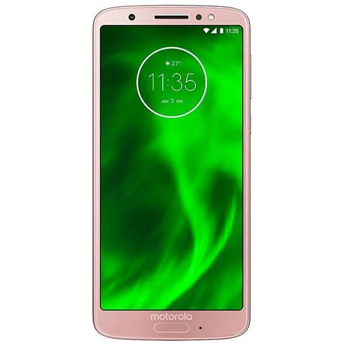 "Smartphone Motorola Moto G6 XT1925-10 (Green Pomelo 1S) Dual SIM 64GB 5.7"" 12+5MP/16MP"