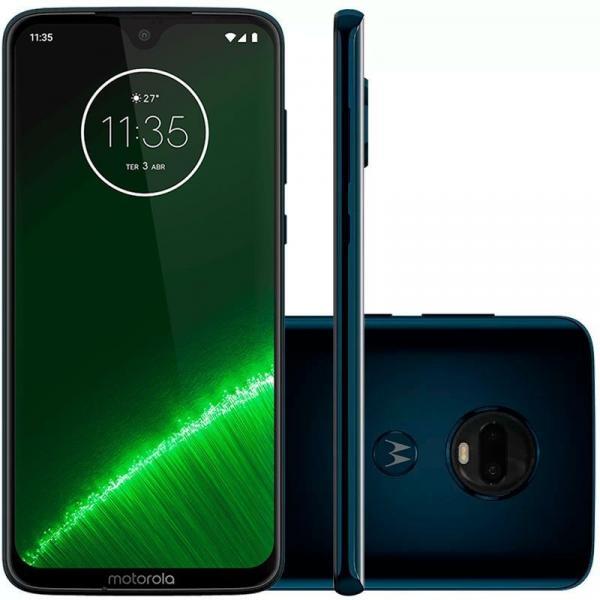 Smartphone Motorola Moto G7 Plus 64GB XT1965 Desbloqueado