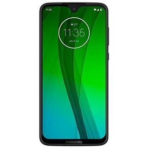 "Smartphone Motorola Moto G7 XT1962-4 Dual 64GB 6.2""- Preto"