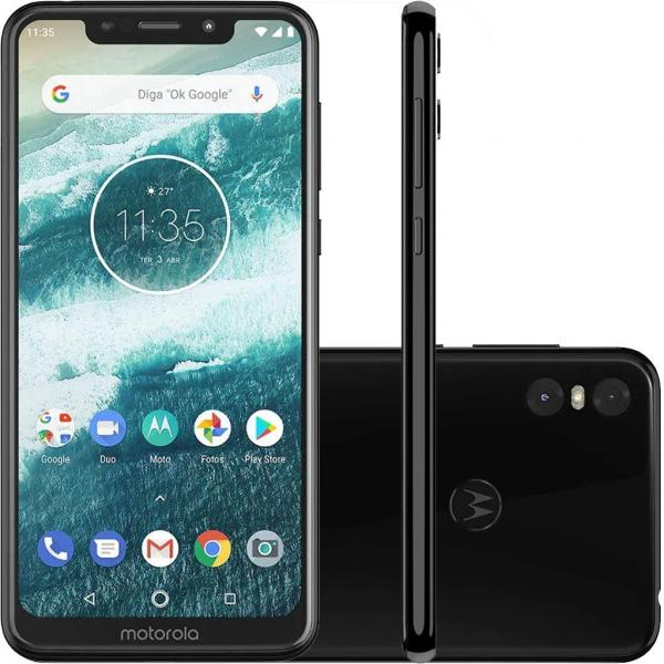 Smartphone Motorola Moto One 64GB XT1941 Desbloqueado