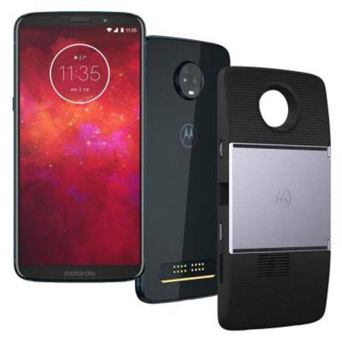 Smartphone Motorola Moto Z3 Play Project Edition Xt1929