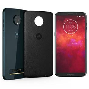 Smartphone Motorola Moto Z3 Play Style Edition 64Gb Android Oreo 4G e Wi-Fi Tela 6 Pol Full Hd+Cam D