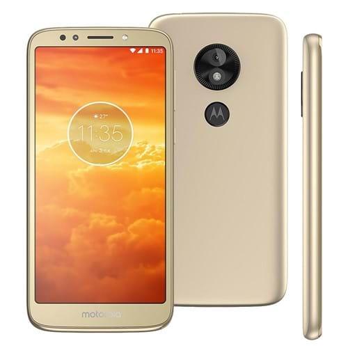 Smartphone Motorola XT1920 Moto E5 Play Ouro 16GB