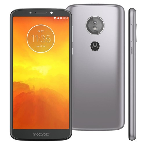 Tudo sobre 'Smartphone Motorola XT1944 Moto E5 Platinum 16 GB'