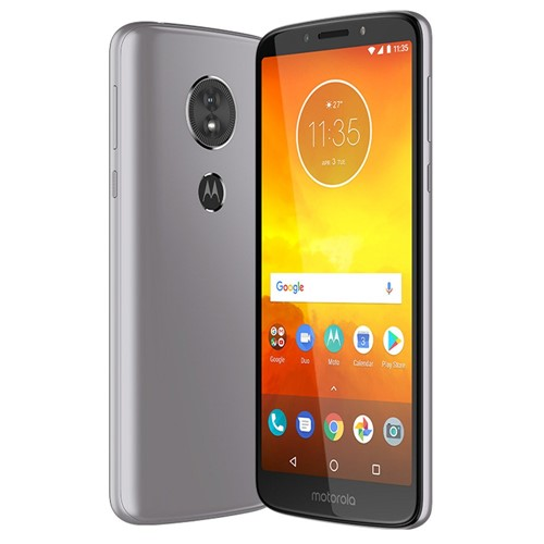Smartphone Motorola XT1944 Moto E5 Platinum 32 GB