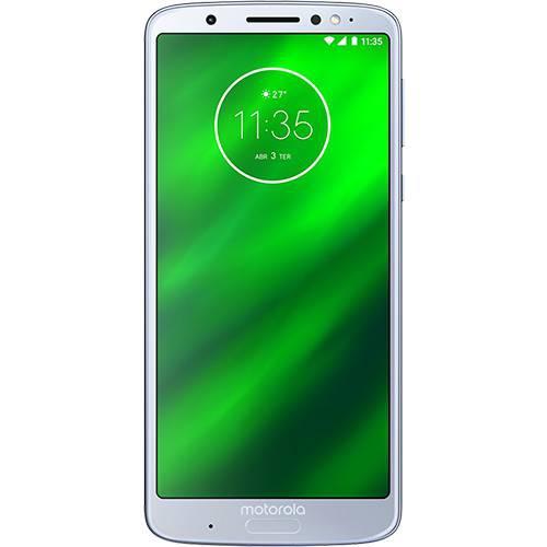 Smartphone Motorola Xt1925-2 Moto G6 32gb Azul