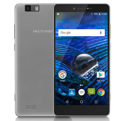 Tudo sobre 'Smartphone MS70 4G Android 6.0 Multilaser P9036'