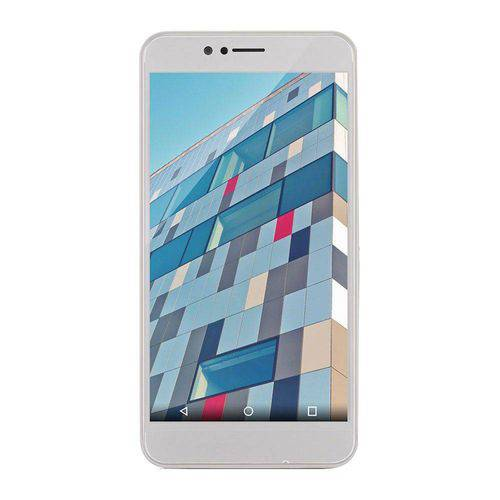 Smartphone Multilaser Ms55 8gb Tela 5.5 Android 5.1 Câmera 8mp Dual Chip - Preto
