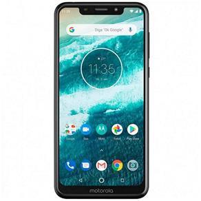 "Smartphone One Dual Sim 64GB de 5.9"" 13+2MP/8MP OS 8.1.0 Branco Motorola XT1941-4"