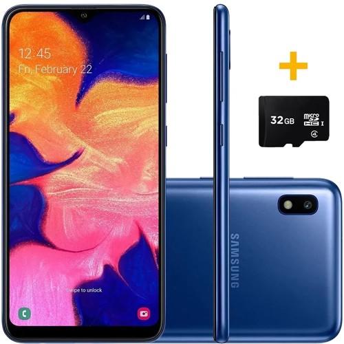 Tudo sobre 'Cel Samsung A105 Azl+cartão Memória 32gb'