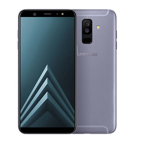 Smartphone Samsung A605 Galaxy A6+ Prata 64 GB