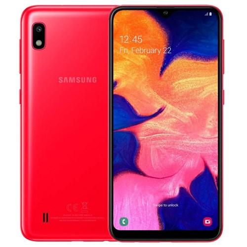 Smartphone Samsung Galaxy A10, Vermelho, A105m, 6,2', 32Gb, 13Mp+5Mp