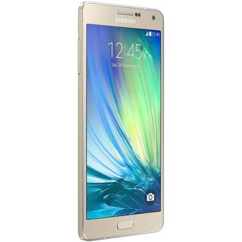 Tudo sobre 'Smartphone Samsung Galaxy A7 A700 Duos Desbloqueado Dourado'