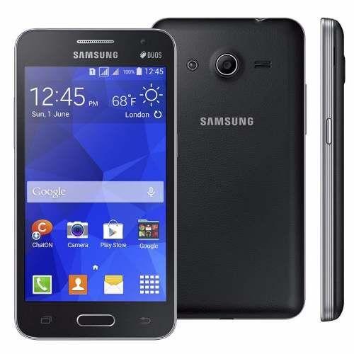 Smartphone Samsung Galaxy Core 2 - 5 Mp 4gb - Preto