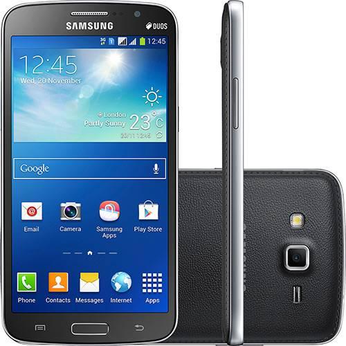 """Tudo sobre 'Smartphone Samsung Galaxy Gran 2 Duos Dual Chip Desbloqueado Android 4.3 Tela 5.3"""" Câmera 8MP TV Digital - Preto'"""