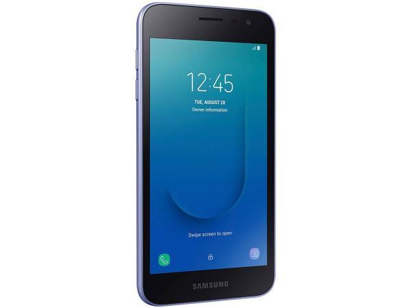 Smartphone Samsung Galaxy J2 Core 2019 16GB - Prata