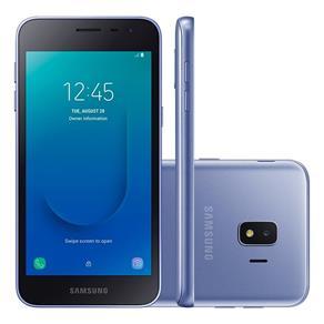 Smartphone Samsung Galaxy J2 Core 16GB Prata SM-J260MAVEZTO