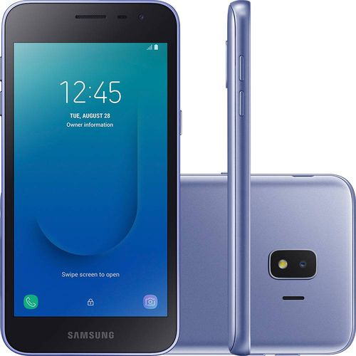 Smartphone Samsung Galaxy J2 Core 16GB Prata