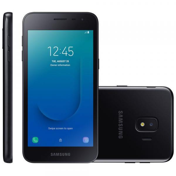 Smartphone Samsung Galaxy J2 Core, Dual Chip, 16GB, 8MP, 4G, Preto - J260M