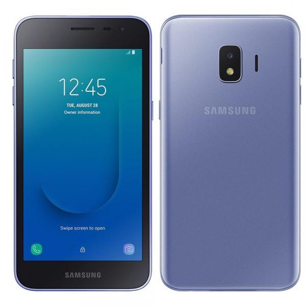 "Smartphone Samsung Galaxy J2 Core, Dual Chip, 5"", 4G, 8MP, 16GB - Prata"