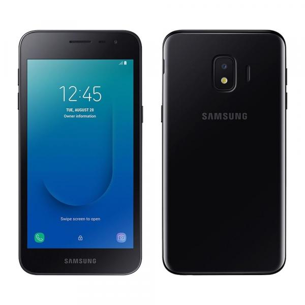 "Smartphone Samsung Galaxy J2 Core, Dual Chip, 5"", 4G, Android, 8MP, 16GB - Preto"