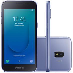 "Smartphone Samsung Galaxy J2 Core Quad Core 1.4GHz 16GB Câmera 8MP Tela 5.0"""