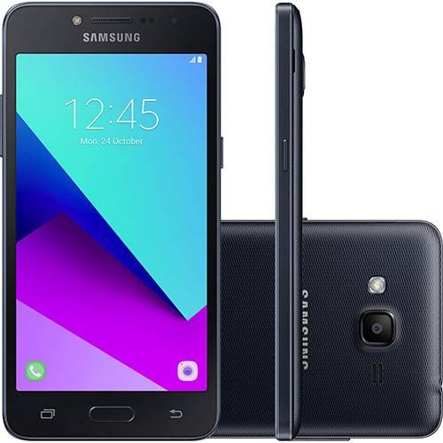"""Tudo sobre 'Smartphone Samsung Galaxy J2 Prime Dual Chip Android 6.0.1 Tela 5"""" Quad-Core 1.4 GHz 16GB 4G Câmera 8MP - Preto'"""