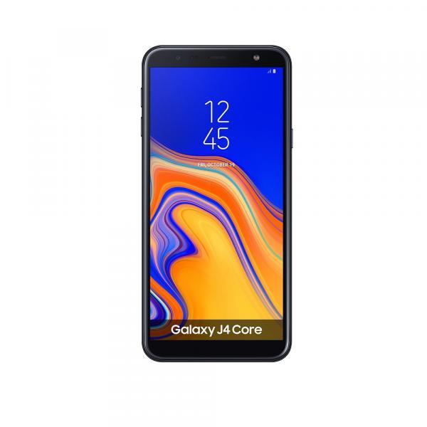 Smartphone Samsung Galaxy J4 Core 16GB 4G - Quad Core 1GB RAM Tela 6 Câm. 8MP + Selfie 5MP -Preto