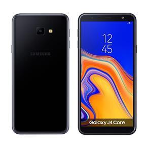 "Smartphone Samsung Galaxy J4 Core, Dual Chip, 6"", Android 8.1, 8MP, 16GB, 1GB RAM - Preto"