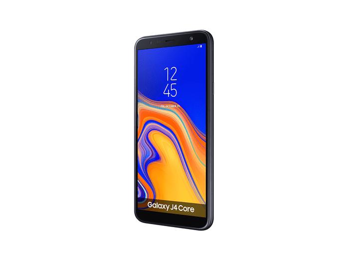 Smartphone Samsung Galaxy J4 Core Preto